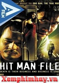 Hồ Sơ Sát Thủ (Hit Man File) - Phim Hành Động Thái Lan Cực Hay | xem phim hay 2019 -  ()