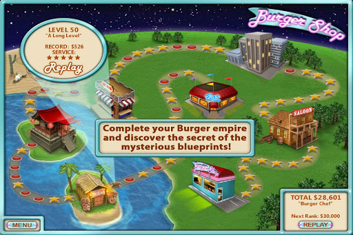Burger Shop - screenshot