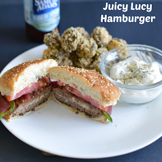 How to Make a Juicy Lucy Burger Recipe