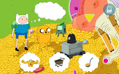 Adventure Time Appisode - screenshot thumbnail