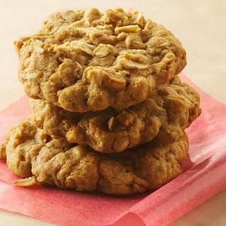 Brown Sugar-Oatmeal Cookies