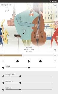 Wireless Audio-Multiroom (Tab) - náhled