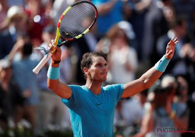 Nadal doit s'employer mais rejoint bien le grand talent grec en finale !