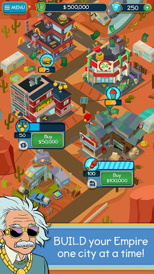 Taps to Riches - screenshot