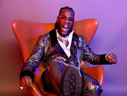 Burna Boy poses for a portrait during the BET Awards 2019 at Microsoft Theater on June 23, 2019 in Los Angeles, California.