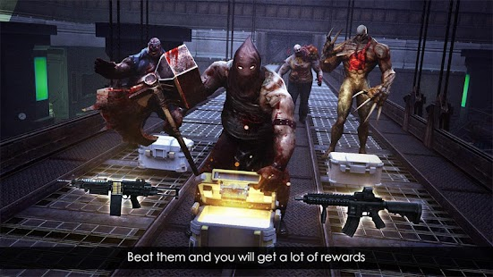 ApkMod1.Com Death Invasion Survival + (Mod Money) for Android Action Game