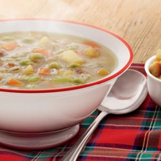 Weight Watchers Chicken Scotch Broth