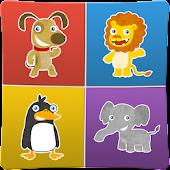 Juego para niños: Animales