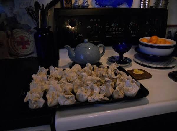 Wonton Recipe