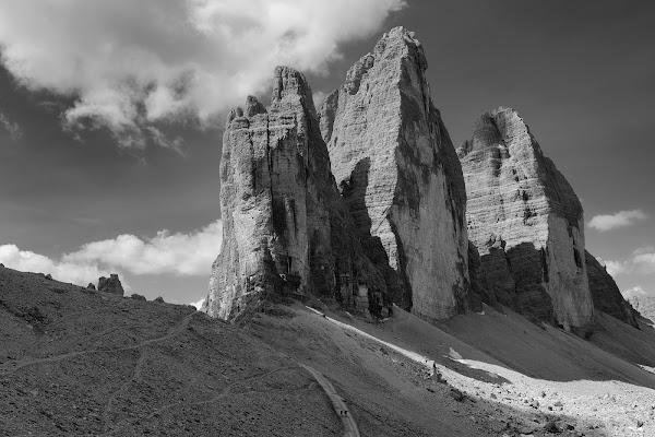 I Tre Giganti di valerio tiraboschi photography