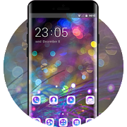 Dreamy neon light stick theme APK