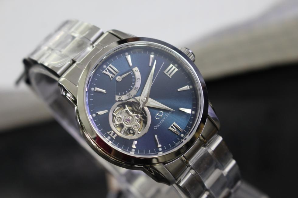Làm thế nào để phân biệt đồng hồ orient automatic chính hãng và nhái