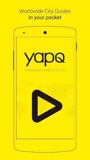yapQ - 世界的なオーディオ都市ガイド