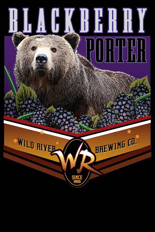 Logo of Wild River Blackberry Porter