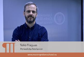 Photo: Toño Fraguas (Módulo Difusión)