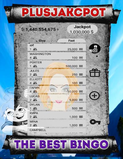 Bingo on Money free 25$ deposit and match 3 to win screenshot 5