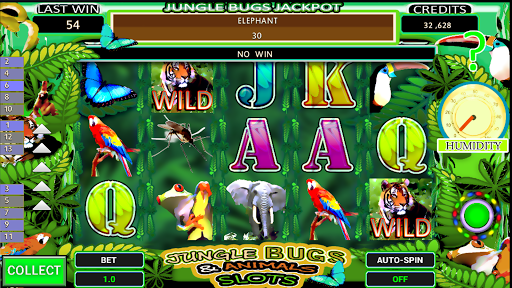 Jungle Bugs Animal Slots FREE