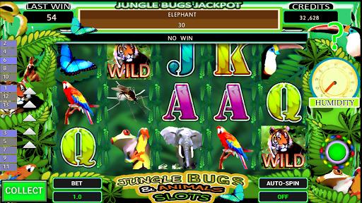 Jungle Wild Animal Slots FREE