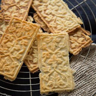 Goro - Beautiful Norwegian Holiday Cookies.