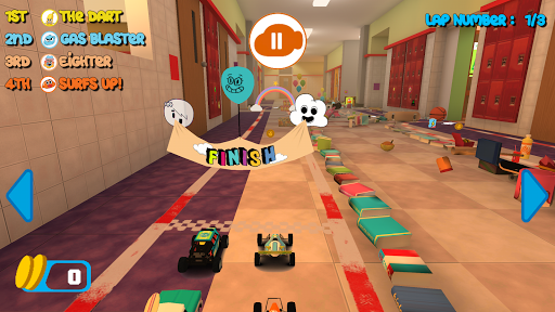 Gumball Racing APK MOD screenshots 1
