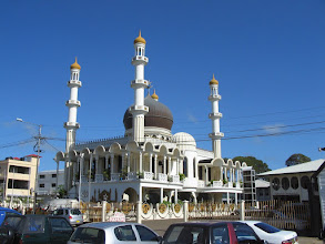 Photo: Ahmaddiya moskee