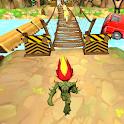 New Ben Alien Boy Rush - Jungle Escape Run icon