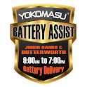 Yokomasu Car Battery Assist icon