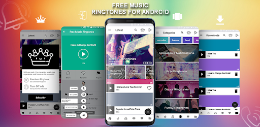Top 100+ Free Music Ringtones For Android™ 2019 - Apps on
