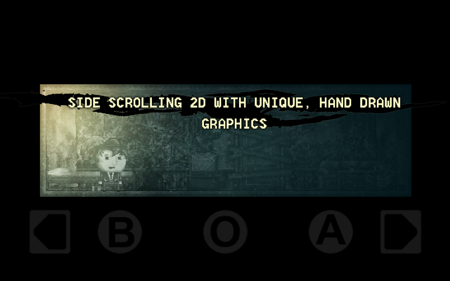 DISTRAINT: Pocket Pixel Horror- screenshot