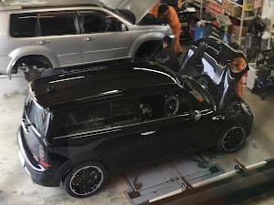 Clubman Cooper S  R55ハンプトンのカスタム事例画像 chess チーム ローガン関東さんの2020年05月23日16:13の投稿