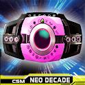 CSM Neo Decade for Decade Henshin icon