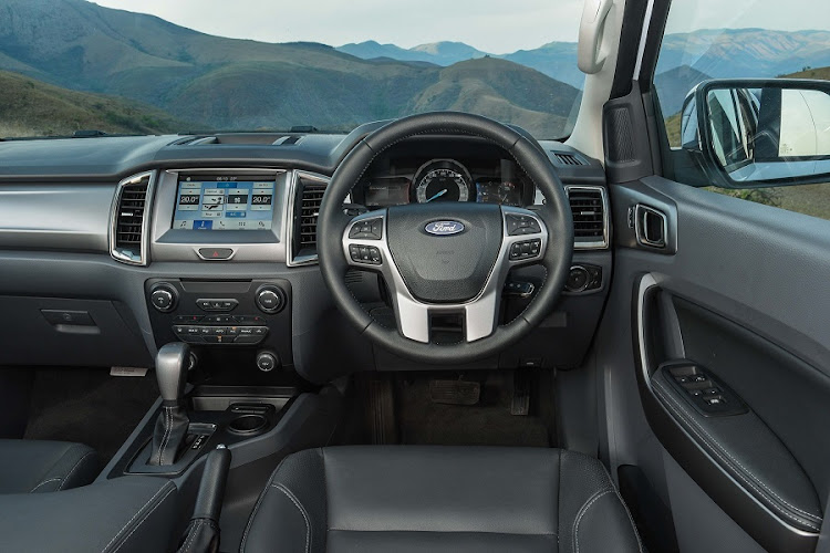 The Sync infotainment system is such a pleasure to use, especially in the daily commute. Picture: QUICKPIC