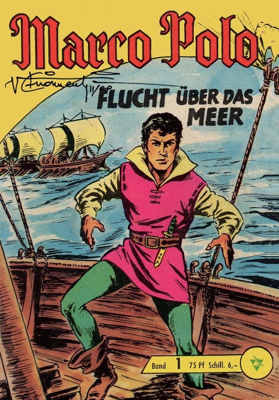 Marco Polo (1963) - komplett