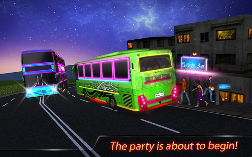 Party Bus Driver 2015 для планшетов на Android