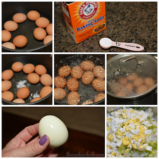 How to Hard Boil Eggs.