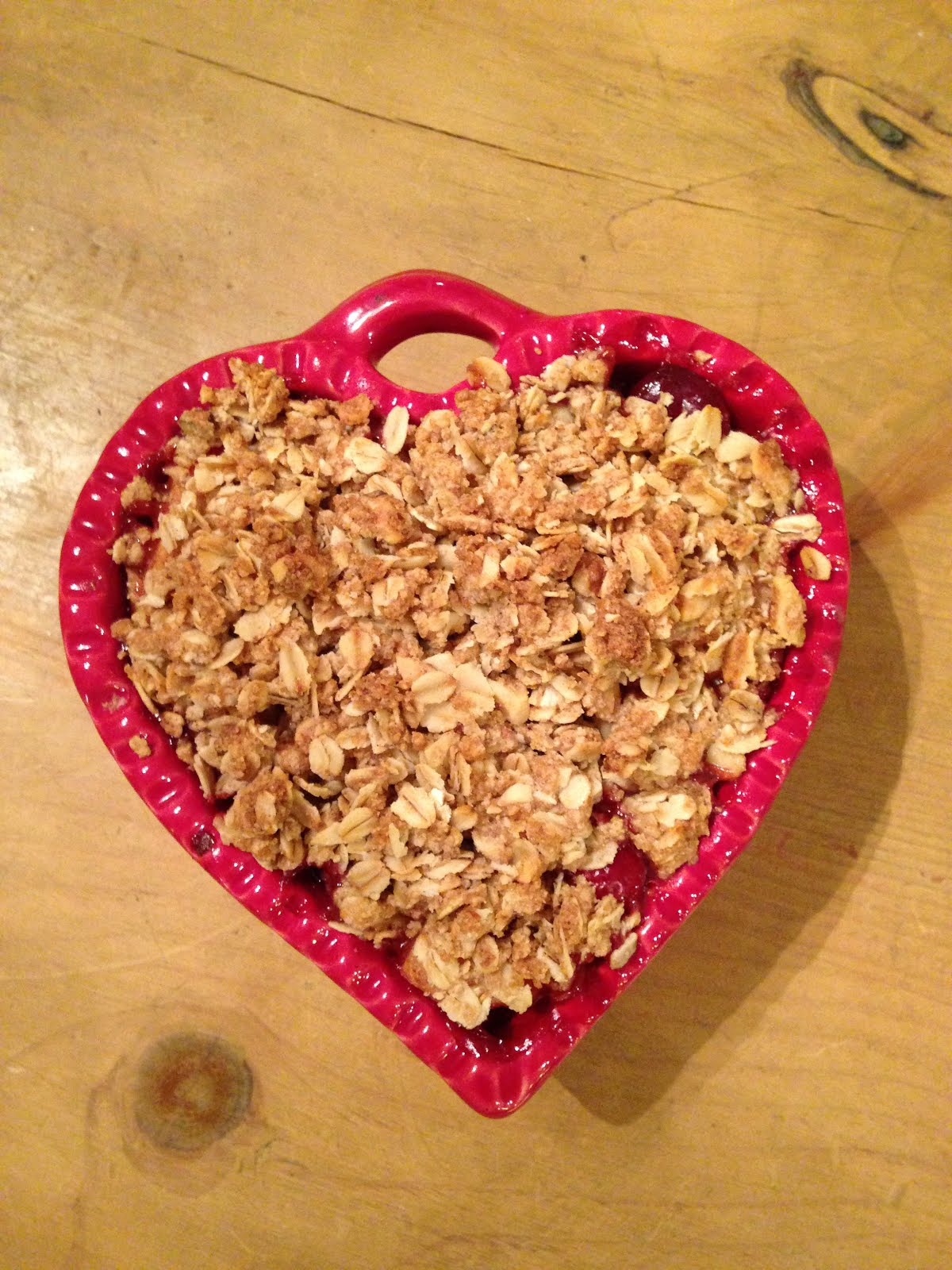 Cranberry, Apple Cranberry Crisp, SimplyBeautifulMom