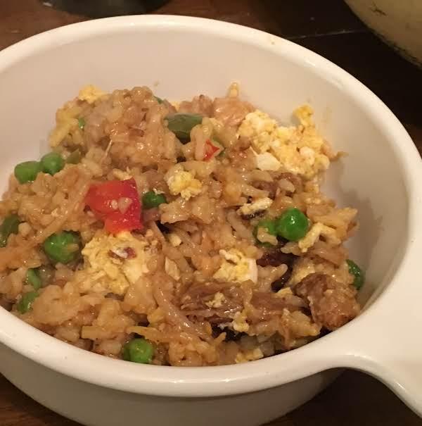 The Best Pork Fried Rice