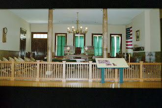 Photo: Fort Smith, The court room