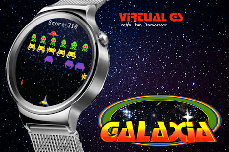 GALAXIA (Wear OS) Screenshot