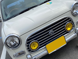 ミラジーノ L700Sのカスタム事例画像 ◡̈⃝︎⋆︎*yuyu(*¨)♡さんの2020年10月27日00:08の投稿