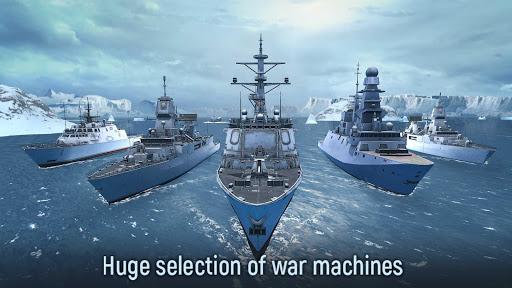 Naval Armada: Fleet Battle apkdebit screenshots 2