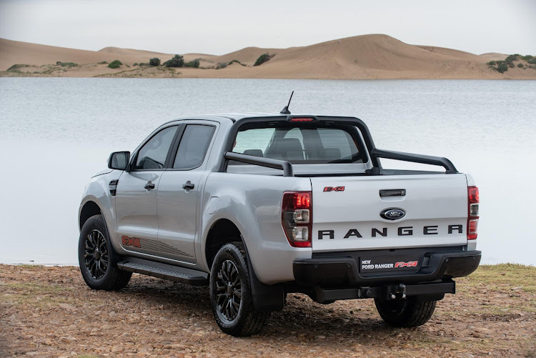 The Ford Ranger is the second most sought after double cab on the secondhand market.