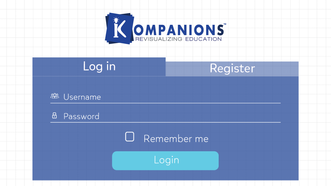 Kompanions- screenshot