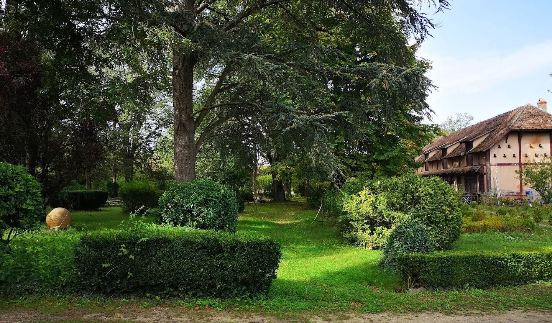 Propriété avec jardin Bourges