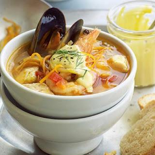 Seafood Soup White Wine Recipes