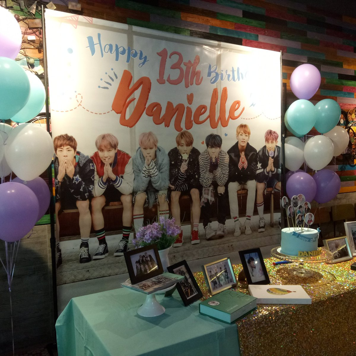A.R.M.Y Threw A BTS Themed Party, And As Expected...It Was LIT
