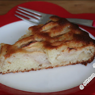 [Italian Apple Cake] Easy foolproof apple cake - Torta di Mele