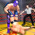 Wrestling Cage Championship : WRESTLING GAMES