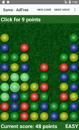 The Same Game filehippodl screenshot 1