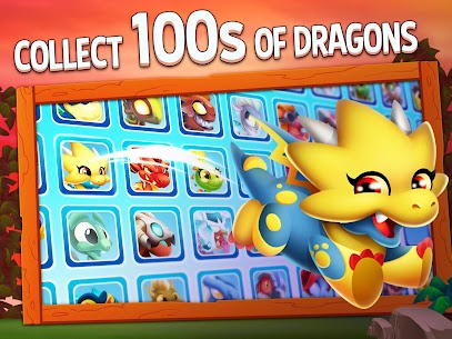Dragon City MOD APK v9.7 (Unlimited Money,Coins & Food) 10